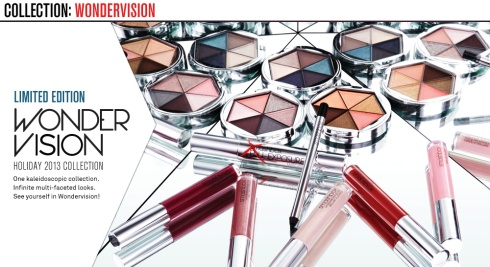 Smashbox Holiday 2013 collections_wondervision