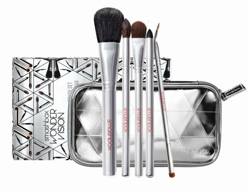 Smashbox Wondervision Brushx5 Set
