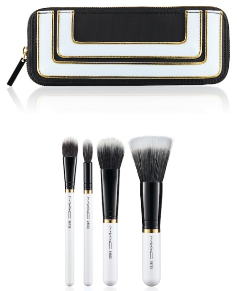 STROKE OF MIDNIGHT EYE BRUSH KIT MINERALIZE