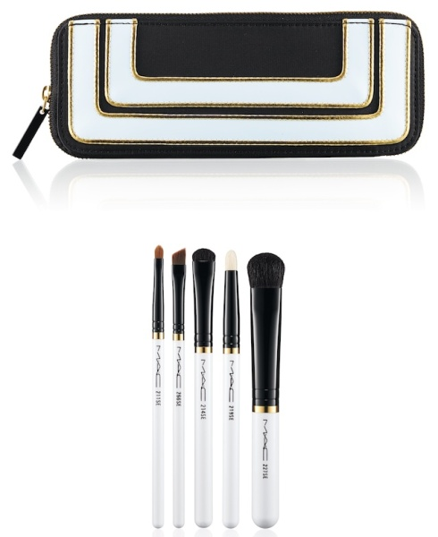 STROKE OF MIDNIGHT EYE BRUSH KIT SMOKY EYE