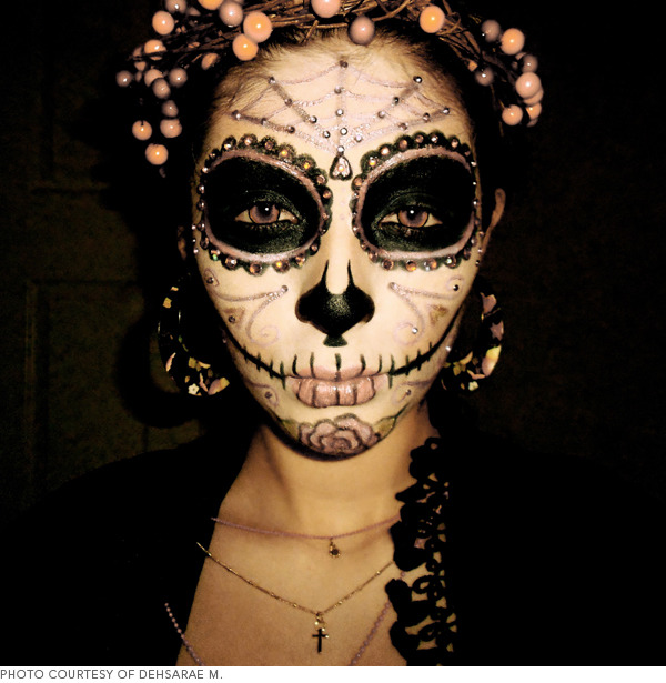 halloween make up look inspirations tommy