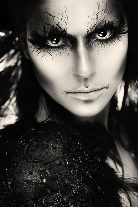 By Makeup Artist: Tatiana Zolotashko