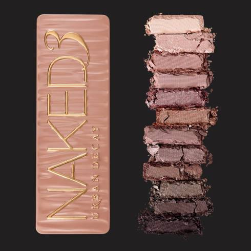 Urban Decay - Naked 3 Eye Shadow Palettes