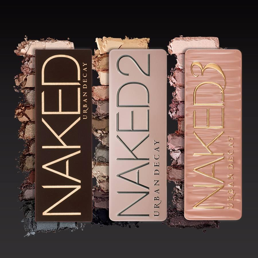 Desnudo 3 de maquillaje Looks - Belleza Punto de vista