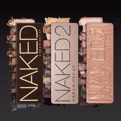 Urban Decay - Naked Eye Shadow Palettes