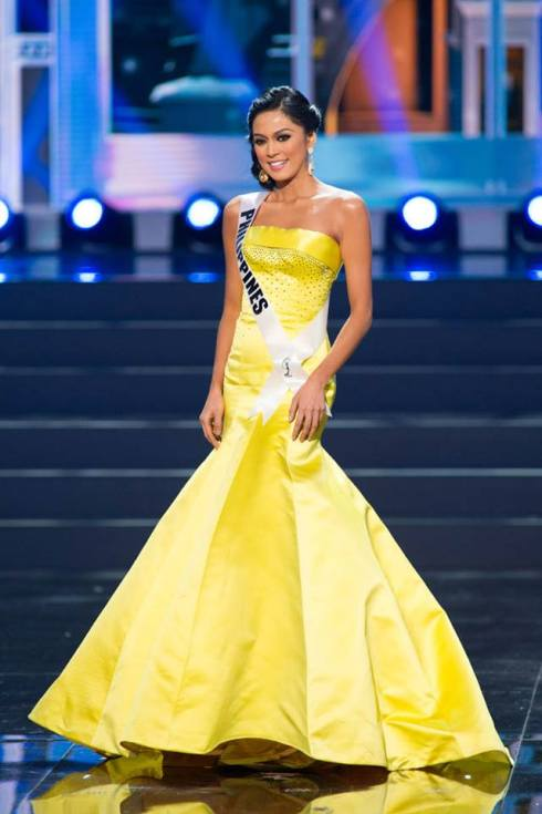 Forth Runner-Up: Miss Universe Philippines, Ariella Arida