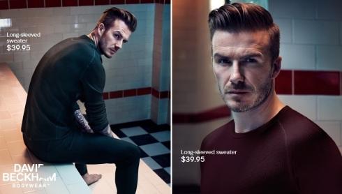 David Beckham Bodywear - Long-Sleeved Sweater