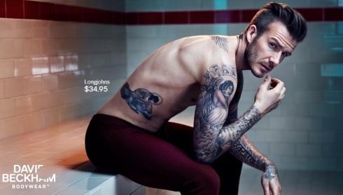 David Beckham Bodywear - Longjohns