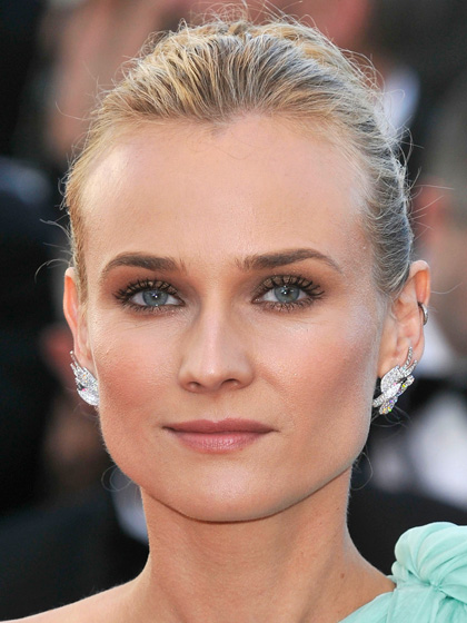 Diane Kruger - Hazy Smoky Eyes