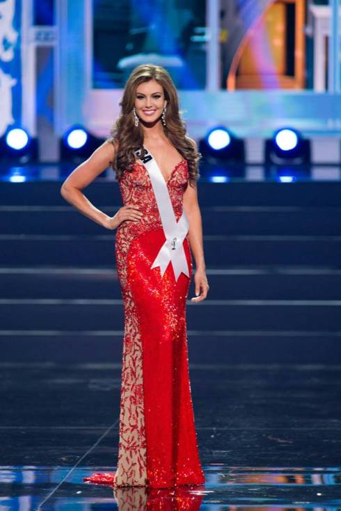 Erin Brady, Miss USA 2013