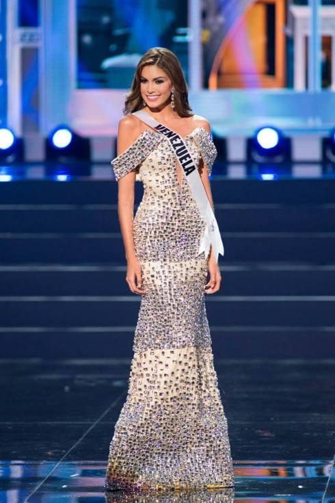 Gabriela Isler, Miss Venezuela 2013