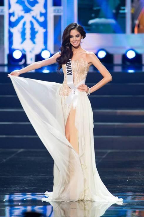 Guadalupe Gonzalez, Miss Paraguay 2013