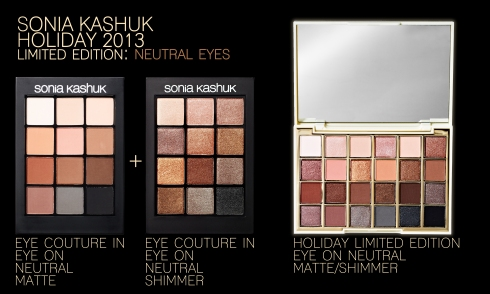 Sonia Kashuk - Eye on Neutral Matte/Shimmer