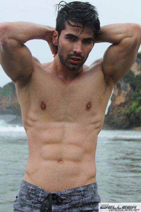 Ideal Body by L-Men: Jose Anmer Paredes (Venezuela)