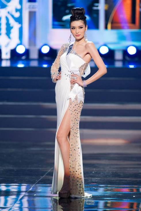 Jin Ye, Miss China 2013
