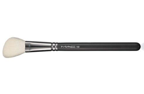M∙A∙C #168 Large Angled Contour Brush