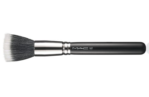 M·A·C #187 Duo Fiber Face Brush