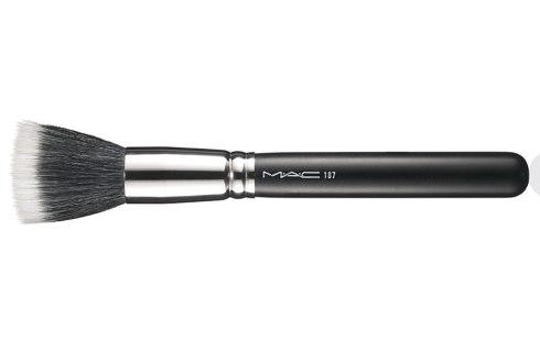 M·A·C #187 Duo Fiber Face Brush