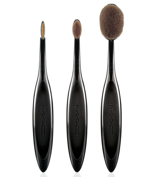 M·A·C Masterclass Brush Collection LineUp