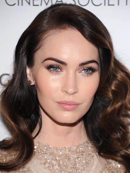 Megan Fox - Not-So-Smoky Eyes
