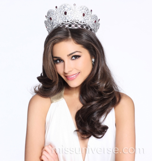 Miss Universe 2012 Olvia Culpo of USA