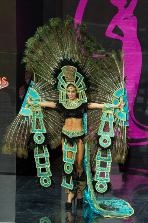 Miss Universe 2013 - National Costume: Honduras