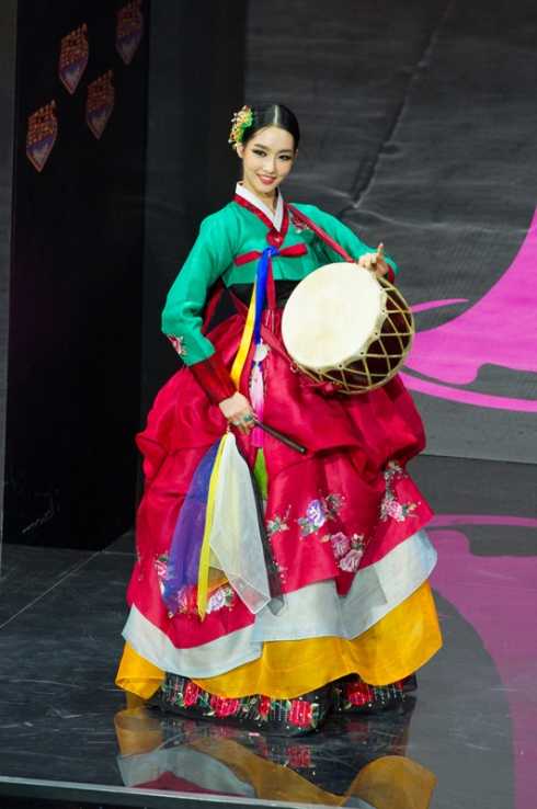 Miss Universe 2013 - National Costume: Korea
