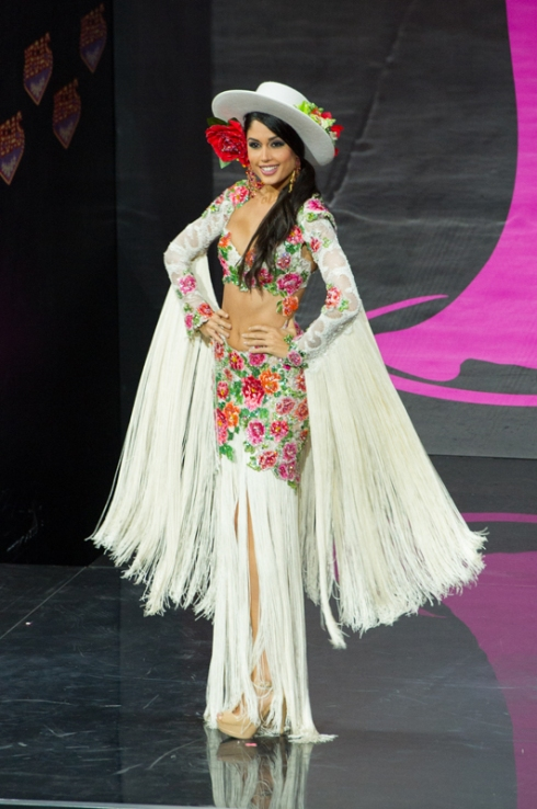 Miss Universe 2013 - National Costume: Spain