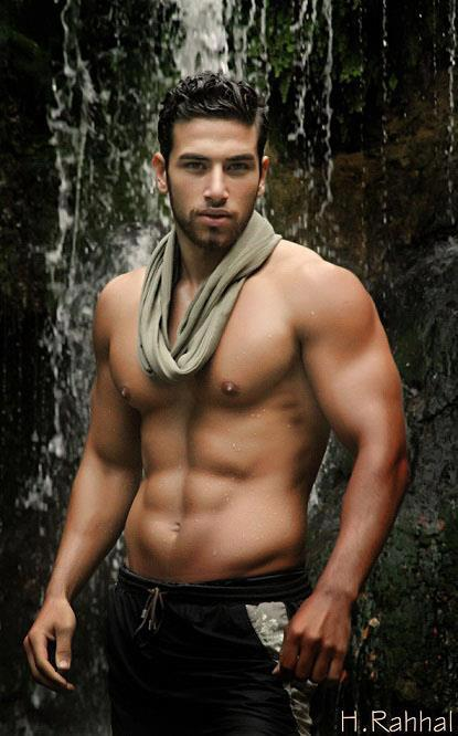 Mister International 2012 - Ali Hammoud of Lebanon