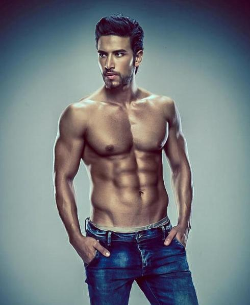 Mr. International 2012 – Ali Hammoud of Lebanon