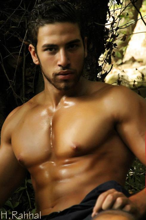 Mister International 2012 – Ali Hammoud (Lebanon)