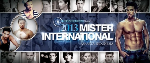 Mr. International 2013