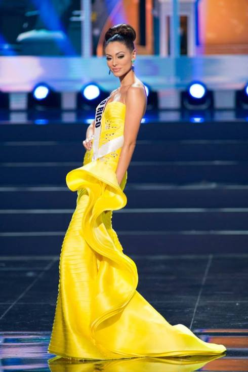 Monic Perez, Miss Puerto Rico 2013