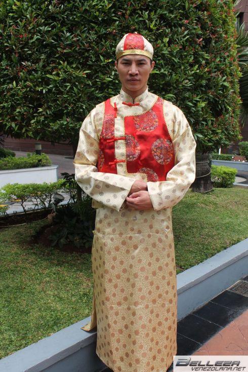 NATIONAL COSTUMES - CHINA
