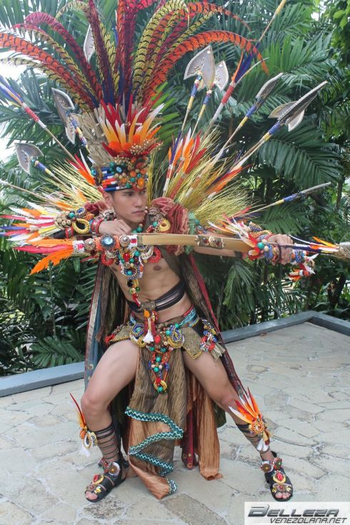 NATIONAL COSTUMES - INDONESIA