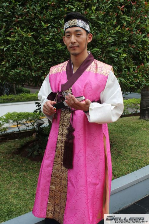 NATIONAL COSTUMES - KOREA