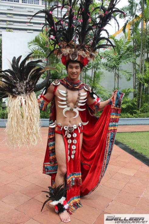 NATIONAL COSTUMES - PHILIPPINES
