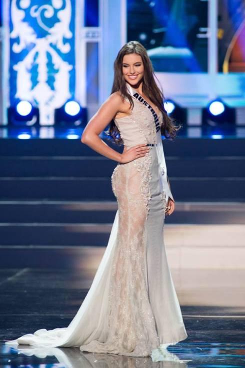 Olivia Wells, Miss Australia 2013