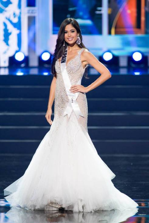 Patricia Yurena Rodriguez, Miss Spain - First Runner Up
