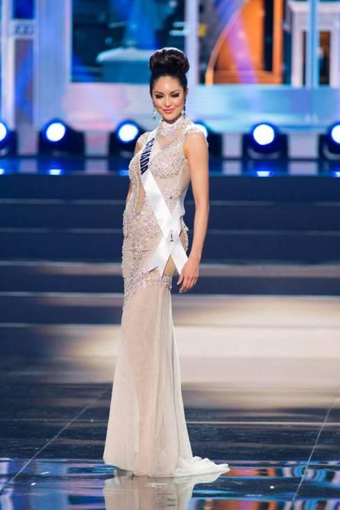 Riza Santos, Miss Canada 2013