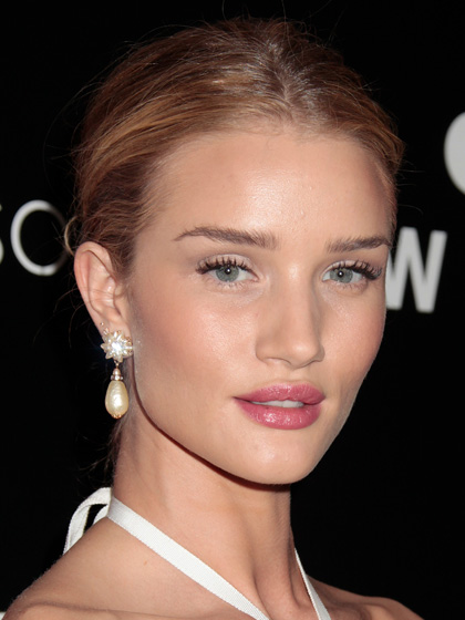 Rosie Huntington - Rosy Lips