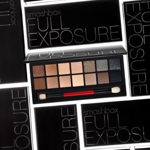 Smashbox Full Exposure Eye Shadow Palette