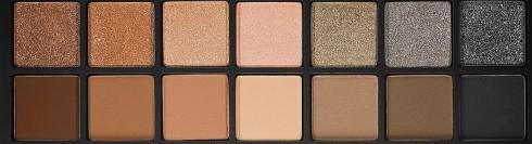 Smashbox Full Exposure Eye Shadow Color Shades
