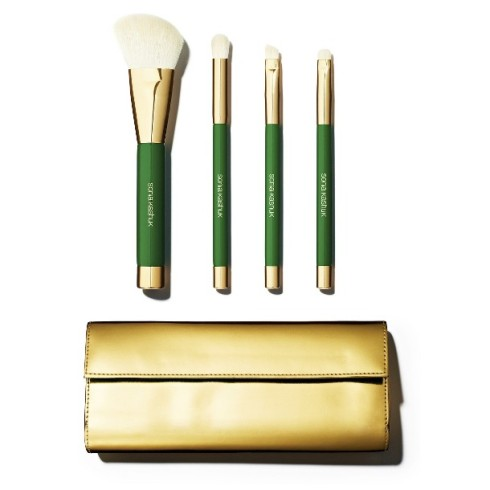 Sonia Kashuk - Classic Chic 4PC Brush Set with Clutch