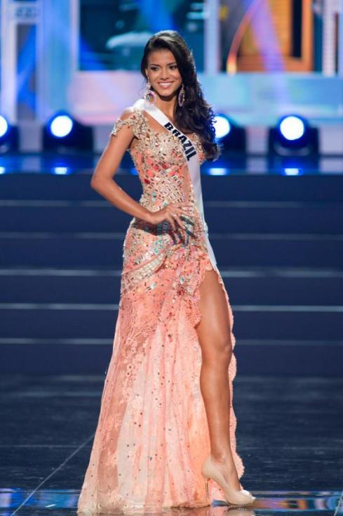 Third Runner-up: Miss Universe Brazil, Jakelyne Oliveira