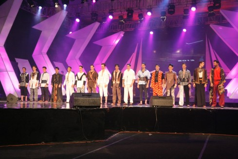 Top 16 Mister International 2013
