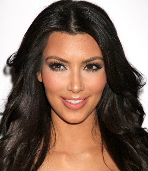 Kim Kardashian's Makeup Look