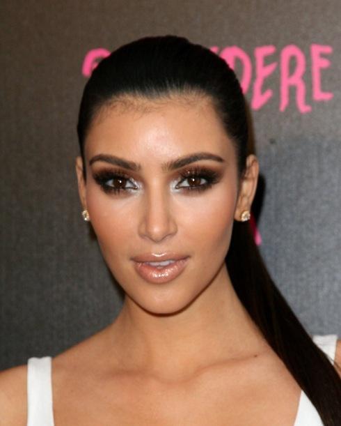Kim Kardashian Makeup-10