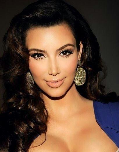 Kim Kardashian Makeup-15
