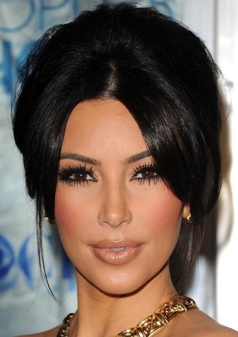 Kim Kardashian Makeup-16